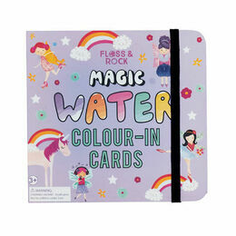 Floss & Rock Fairy Unicorn Magic Water Pad and Pen