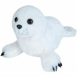 Harp Seal Pup Cuddlekins Soft Toy (20cm)