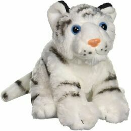 Baby White Tiger Cuddlekins Soft Toy (20cm)