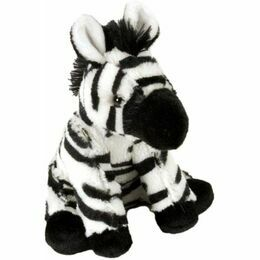 Baby Zebra Cuddlekins Soft Toy (20cm)