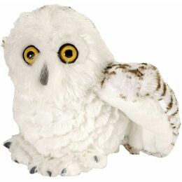 Snowy Owl Cuddlekins Soft Toy (20cm)