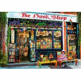 The Bookshop Kids 1000 Piece Puzzle