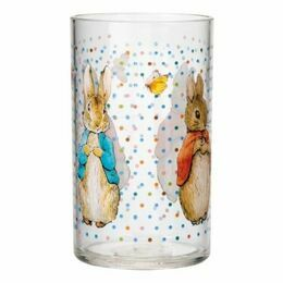 Petit Jour Paris Peter Rabbit Clear Tumbler
