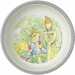Petit Jour Paris Peter Rabbit Bowl (Taupe)