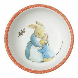 Petit Jour Paris Peter Rabbit Bowl (Coral)