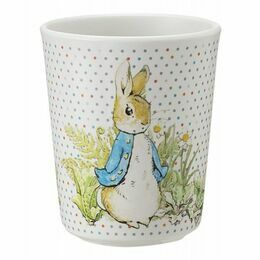 Petit Jour Paris Peter Rabbit Drinking Cup (Taupe)
