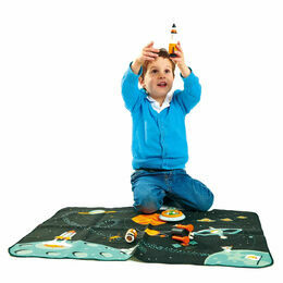 Tender Leaf Toys Space Adventure Play Mat
