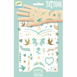 Djeco Temporary Tattoos - Lily\'s Jewels