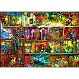 The Fantastic Voyage 1000 Piece Puzzle