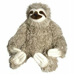 Jumbo Sloth Cuddlekins Soft Toy (76cm)