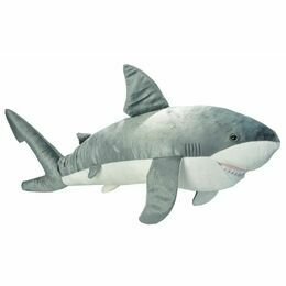 Jumbo Great White Shark Cuddlekins Soft Toy (76cm)