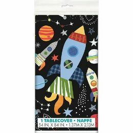 Outer Space Table Cover (54\