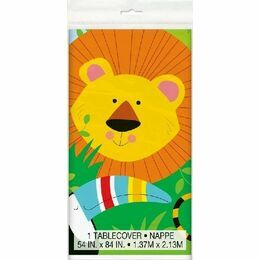 Animal Jungle Table Cover (54\