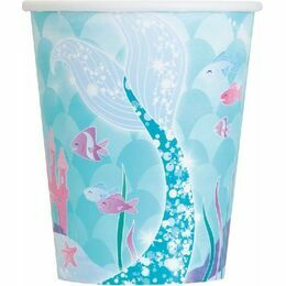Mermaid Tales Paper Cups (Pack of 8)