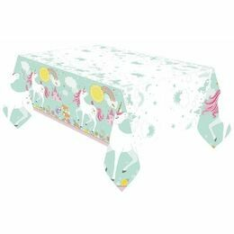 Magical Unicorn Table Cover (54\