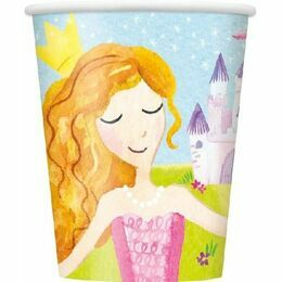 Magical Princess Paper Cups (Pack of 8)