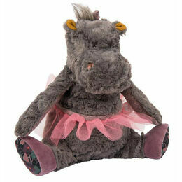 Moulin Roty Camelia the Hippo Soft Toy