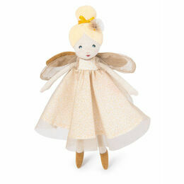 Moulin Roty Little Golden Fairy Doll