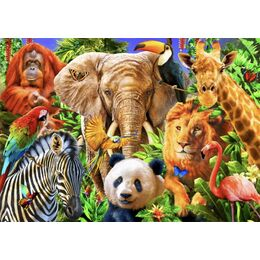 Animals for Kids 500 Piece Puzzle
