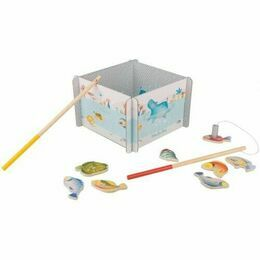 Moulin Roty Magnetic Fishing Game
