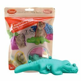 3D Creative Mould and Sand - Crocodile