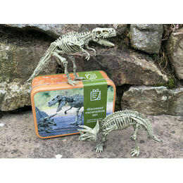 Apples to Pears Dinosaur Excavation Set In A Tin