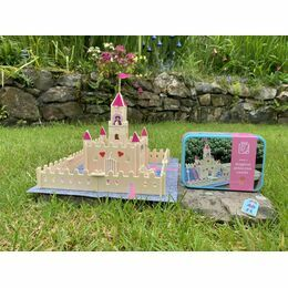 Apples to Pears Magical Princess Castle In a Tin Play Set
