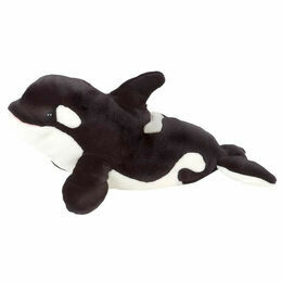 Wild Republic Orca Whale 38cm Cuddlekin Soft Toy