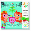 Djeco Lace-up / Stitching Cards - Friends additional 1