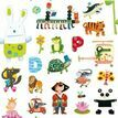 Djeco 1000 Stickers for Little Ones additional 2