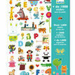 Djeco 1000 Stickers for Little Ones additional 1