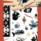 Djeco Temporary Tattoos - Pirates additional 1