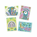 Djeco Sand & Glitter Art Workshop - Dazzling Birds additional 5