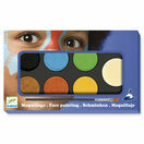 Djeco Face Painting Kit - Nature Colours additional 1