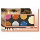 Djeco Face Painting Kit - Metallic Colours additional 1
