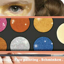 Djeco Face Painting Kit - Metallic Colours additional 3