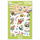 Djeco Temporary Tattoos - Happy Spring additional 4