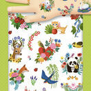 Djeco Temporary Tattoos - Happy Spring additional 1