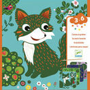 Djeco Scratch Cards - Woodland Creatures additional 1