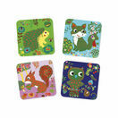 Djeco Scratch Cards - Woodland Creatures additional 4