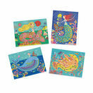 Djeco Mosaic Workshop - Mermaids\' Song additional 3