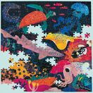Mudpuppy Ocean Illuminated Glow In The Dark Puzzle additional 2