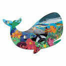 Mudpuppy Ocean Life 300 Piece Shaped Puzzle additional 2