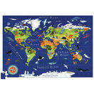 Crocodile Creek 200 Piece World Animals Poster Puzzle additional 2