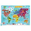 Crocodile Creek 200 Piece World Cities Poster Puzzle additional 2