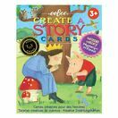 eeBoo Create A Story Mystery In The Forest Card Game additional 1