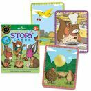 eeBoo Animal Village Create A Story Card Game additional 2