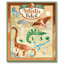 Djeco Artistic Patch - Dinosaurs additional 1