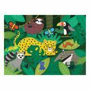 Mudpuppy Fuzzy Puzzle - Rainforest additional 2