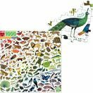 eeBoo A Rainbow World Animal 1000 Piece Puzzle additional 2